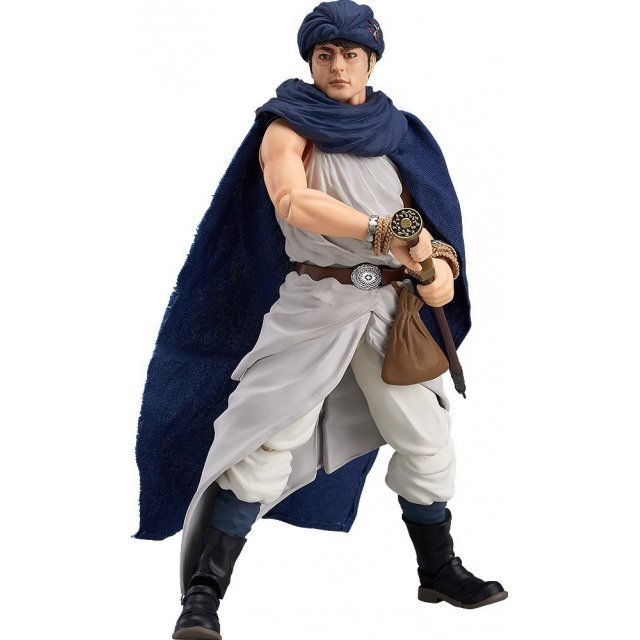 figma No. 324 Brave Yoshihiko and the Seven Driven People: Yoshihiko