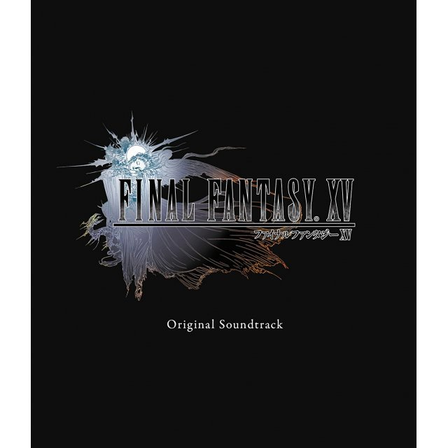 Final Fantasy 15 Original Soundtrack [Limited Edition]