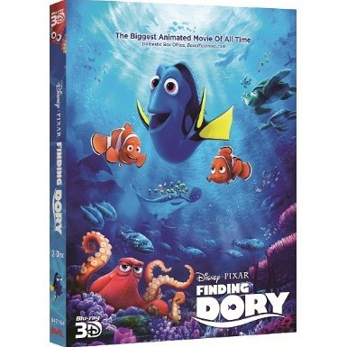 Finding Dory 3D+2D (2-Disc)