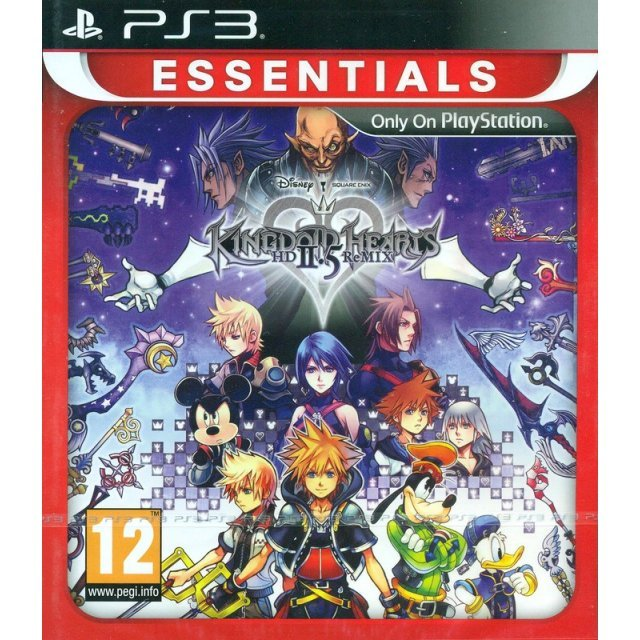 Kingdom Hearts HD 2.5 ReMIX (Essentials)