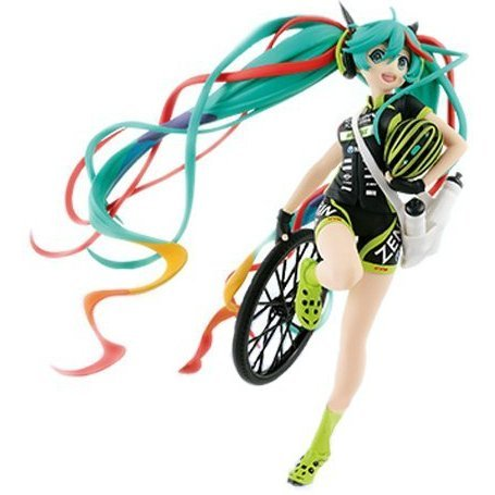 Racing Miku 2016: Hatsune Miku Team Ukyo Cheering Ver.