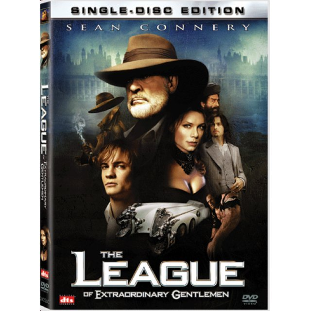 The League Of Extraordinary Gentlemen (Single-Disc Edition)