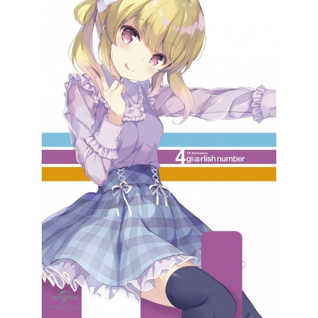 Girlish Number Vol.4 [Limited Edition]