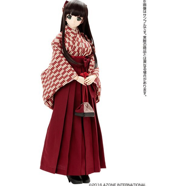 Original Doll: Happiness Clover Retrotic Girl / Mahiro
