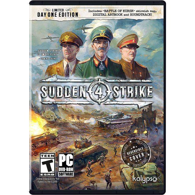 Sudden Strike 4 (DVD-ROM)