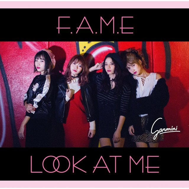 F.A.M.E / Look At Me [Type B]