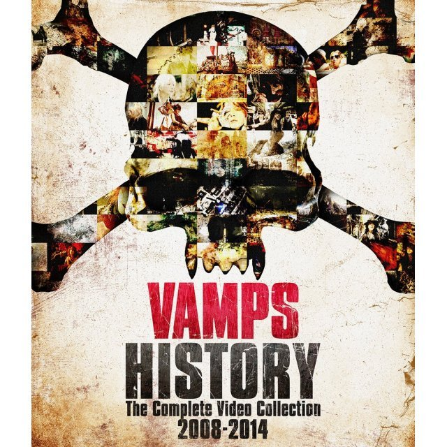 History - The Complete Video Collection 2008-2014