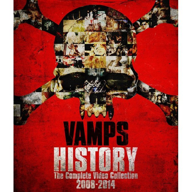 History - The Complete Video Collection 2008-2014 [Limited Edition]