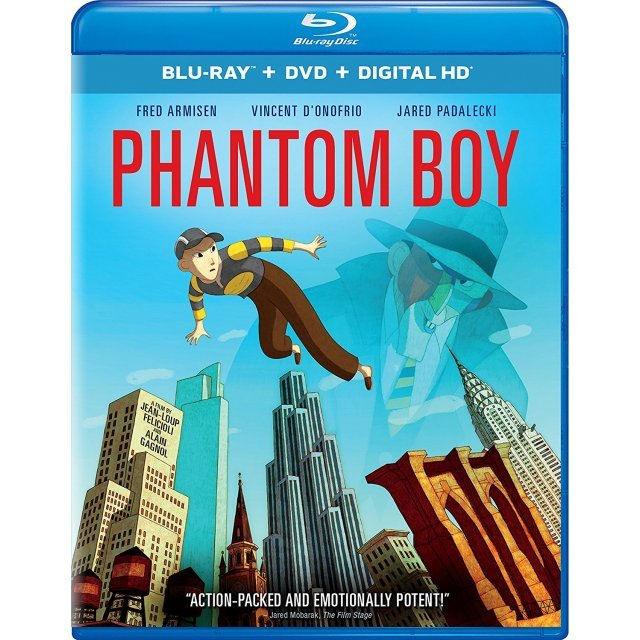 Phantom Boy [Bu-ray+DVD+Digital HD]