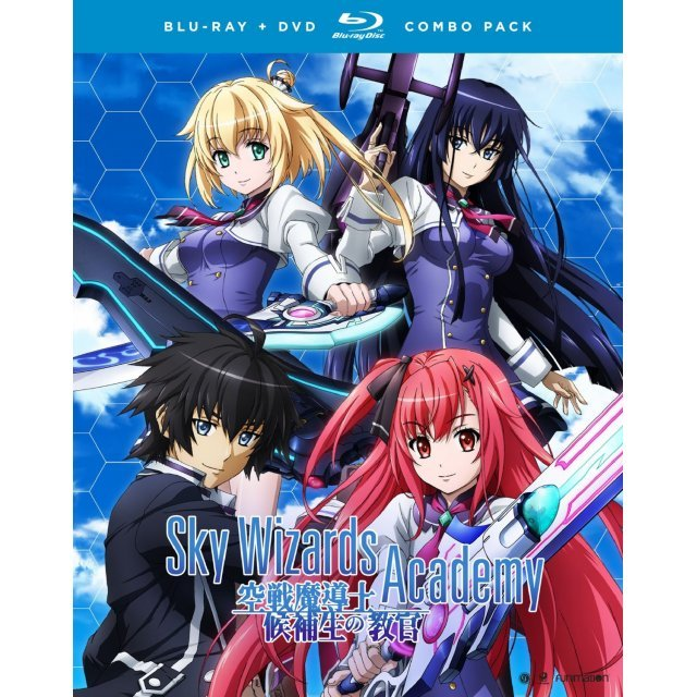 Sky Wizards Academy: The Complete Series [Blu-ray+DVD]