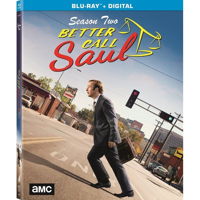 Better Call Saul: Season Two [Blu-ray+Digital HD]