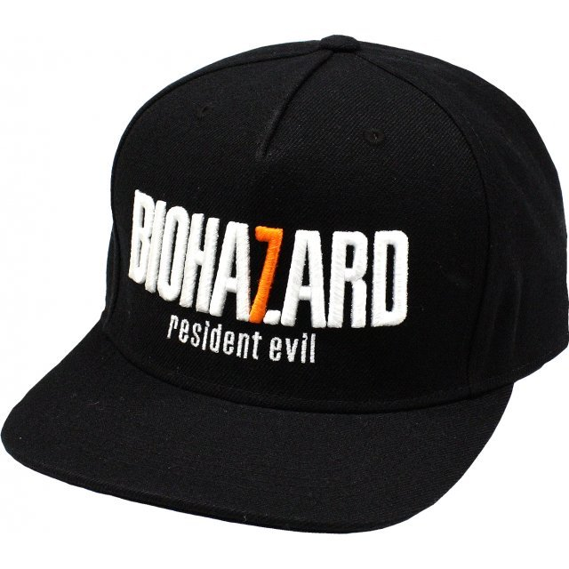 Biohazard 7 Baseball Cap Black
