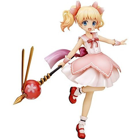 Hello!! Kiniro Mosaic 1/7 Scale Pre-Painted Figure: Alice Cartelet UK Battle Ver.