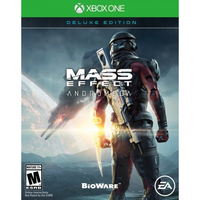 Mass Effect: Andromeda [Deluxe Edition]
