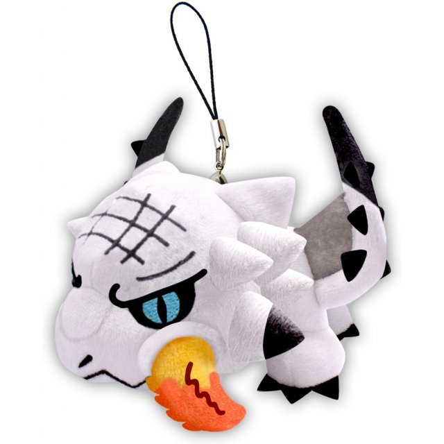 Monster Hunter XX Monster Mini Mascot Plush: Barioth