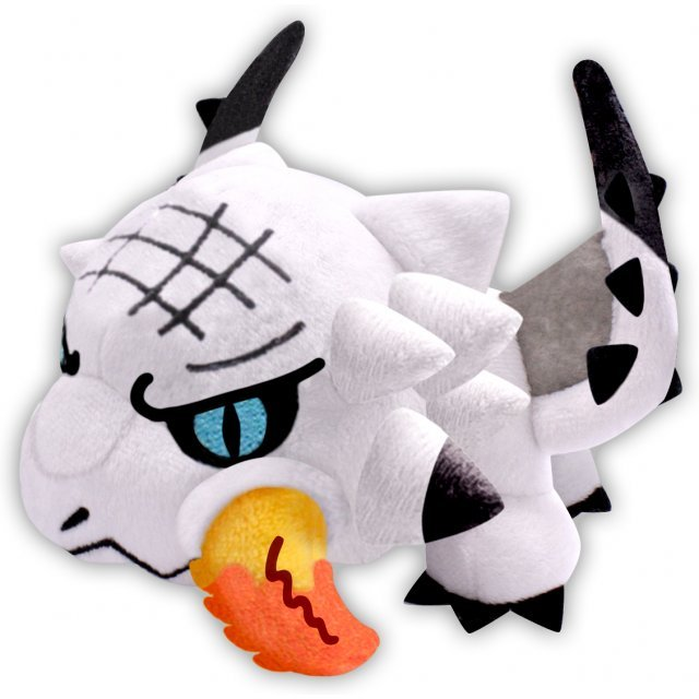 Monster Hunter XX Monster Plush: Barioth