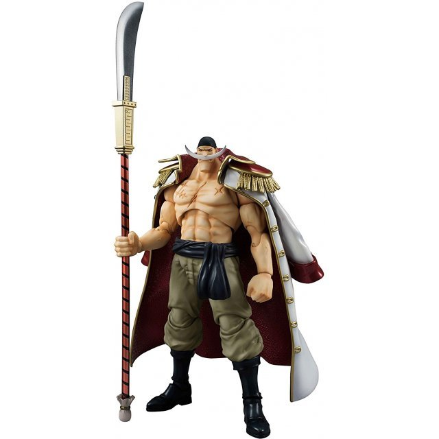 Variable Action Heroes One Piece: Whitebeard Edward Newgate