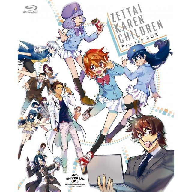 Zettai Karen Children Blu-ray Box