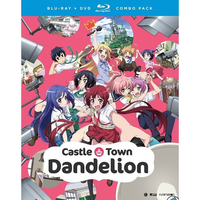 Castle Town Dandelion: The Complete Series [Blu-ray+DVD]