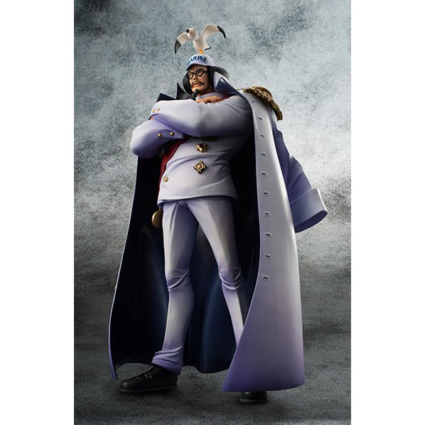 One Piece Excellent Model Portrait of Pirates Limited Edition 1/8 Scale Pre-Painted Figure: Sengoku (Re-run)
