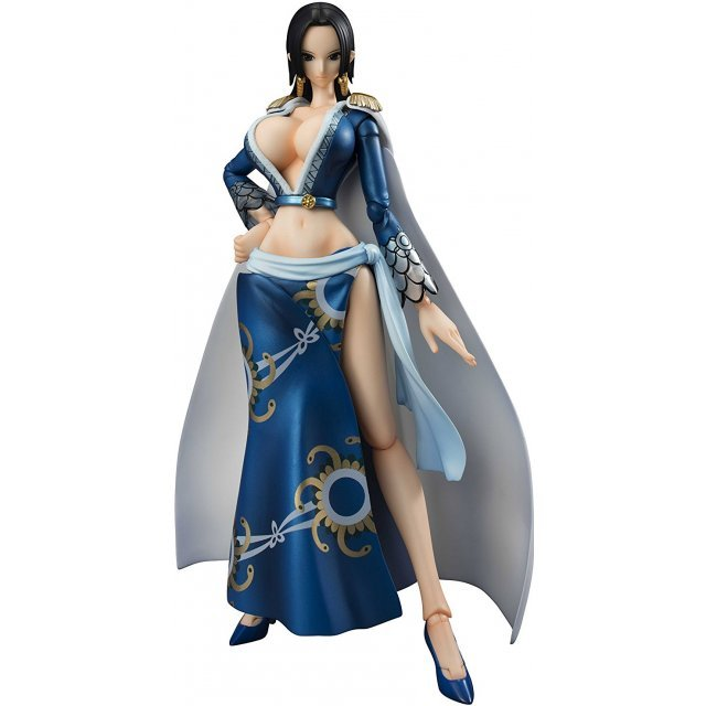 Variable Action Heroes One Piece Pre-Painted: Hancock Ver. Blue (Miyazawa Limited)