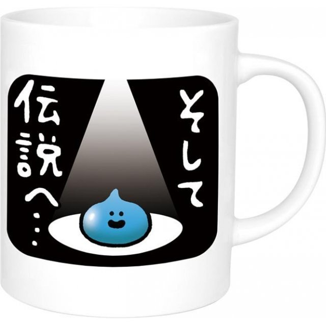 Dragon Quest of the Stars And Thus Into Legend Temperature Change Mug