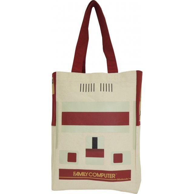 Family Computer Tote Bag