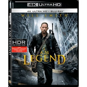I Am Legend (4K UHD+BD) (2-Disc)