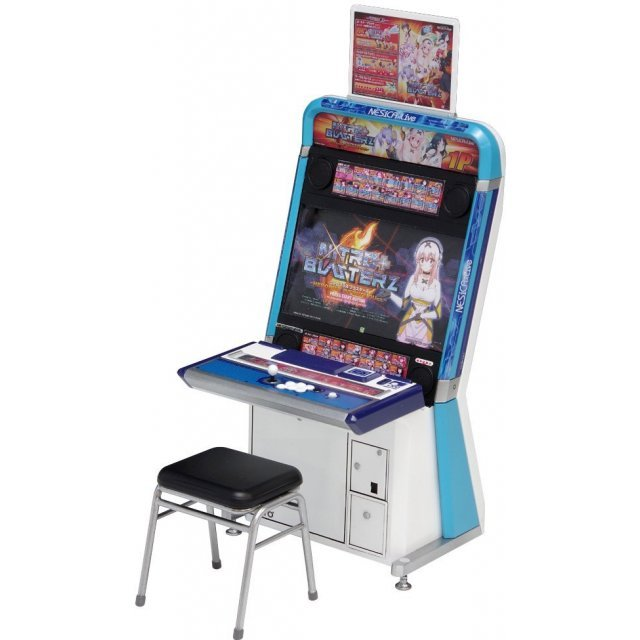 Nitroplus Blasterz Heroines Infinite Duel 1/12 Scale Plastic Model Kit: Vewlix Arcade Machine
