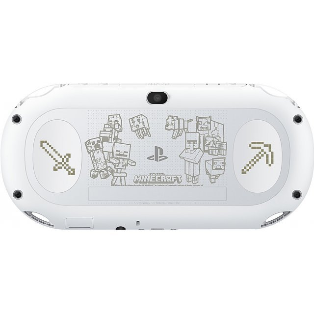 PlayStation Vita [Minecraft Special Edition Bundle] (Type B)
