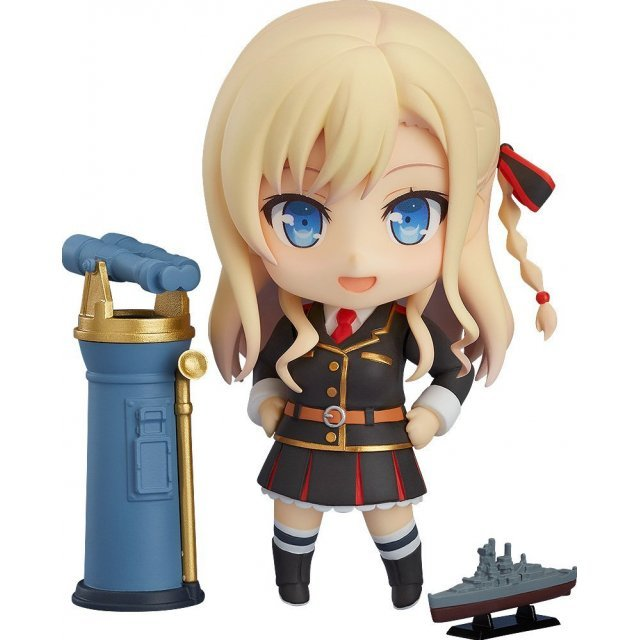 Nendoroid No. 693 High School Fleet: Wilhelmina