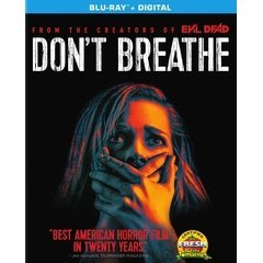 Don't Breathe [Blu-ray+Digital HD]