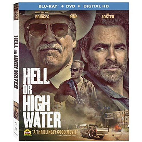 Hell Or High Water [Blu-ray+DVD+Digital HD]