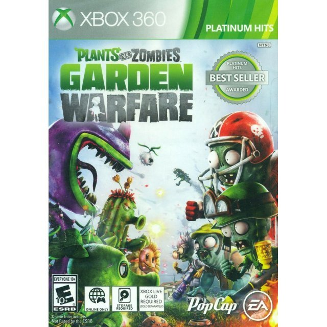 Plants vs Zombies: Garden Warfare (Platinum Hits)