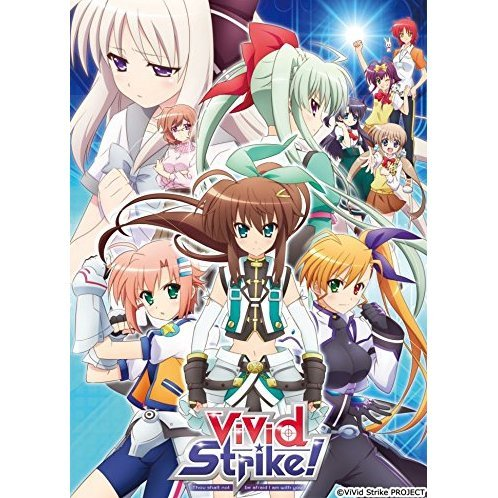 Vivid Strike! Vol.1 [Blu-ray+CD]