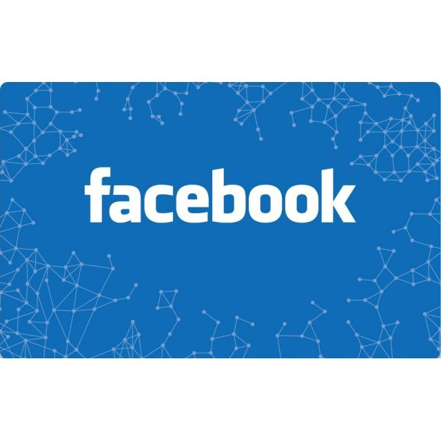 Facebook Card (HK$ 100 / for HK accounts only)