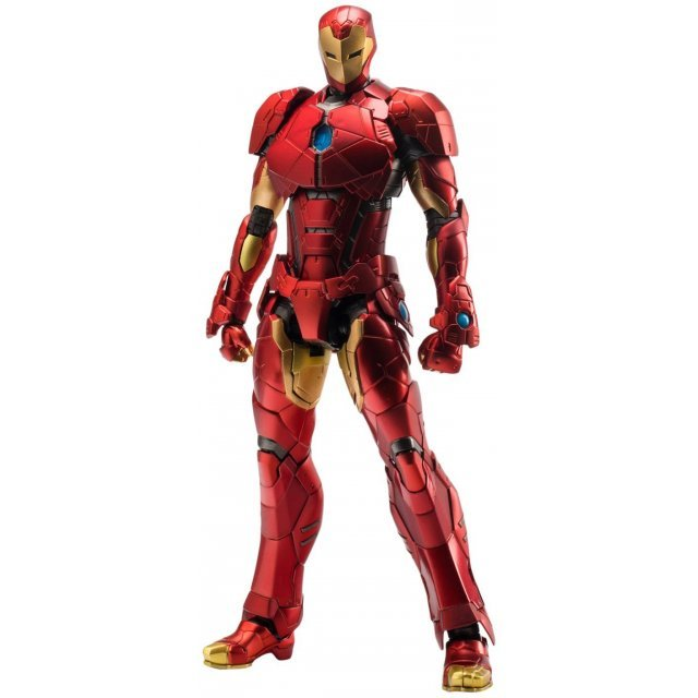 RE:EDIT Iron Man No. 08 Shape Changing Armor