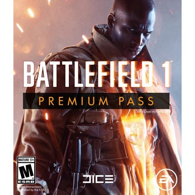 Battlefield 1 Premium Pass (Origin)