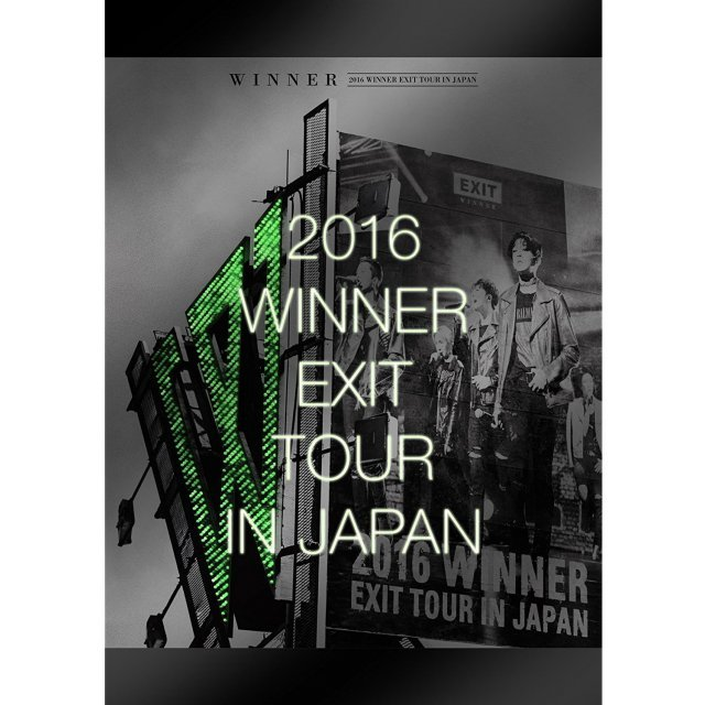 2016 Winner Exit Tour In Japan [3DVD+2CD Limited Edition]