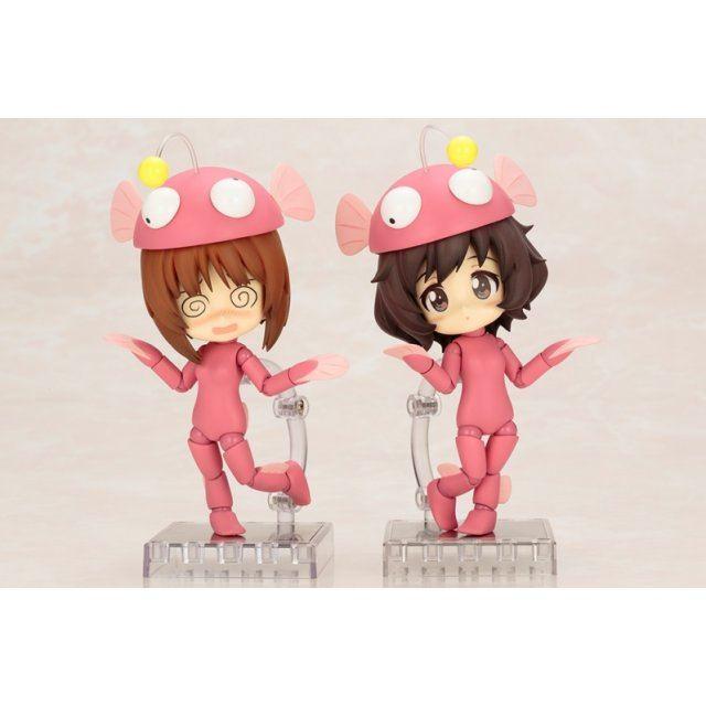 Cu-Poche Girls und Panzer: Ankou Odori Set (Nishizumi Miho