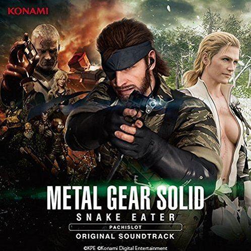 Pachislot Metal Gear Solid Snake Eater Original Soundtrack