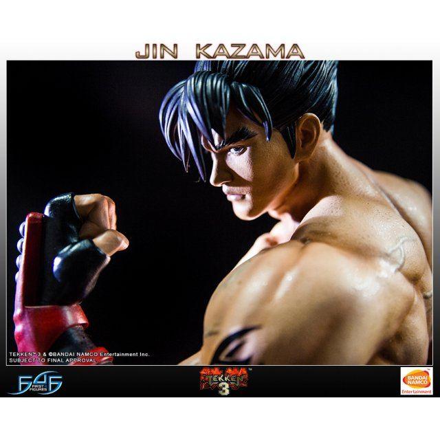 Tekken 3 1/4 Scale Statue: Jin Kazama