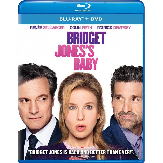 Bridget Jones's Baby [Blu-ray+DVD]