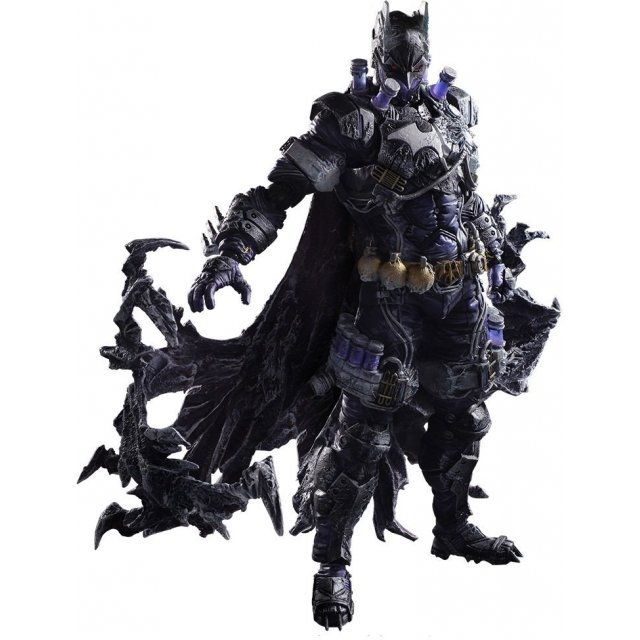 DC Comics Variant Play Arts Kai: Batman Rogues Gallery Mr. Freeze