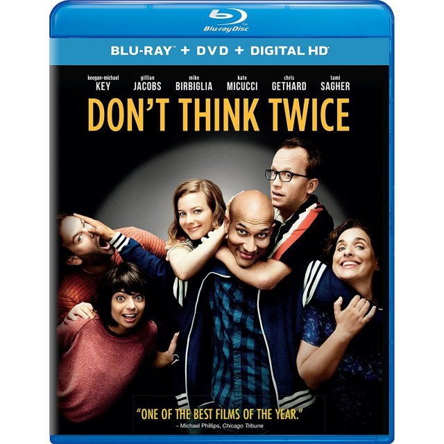 Don't Think Twice [Blu-ray+DVD+Digital HD]