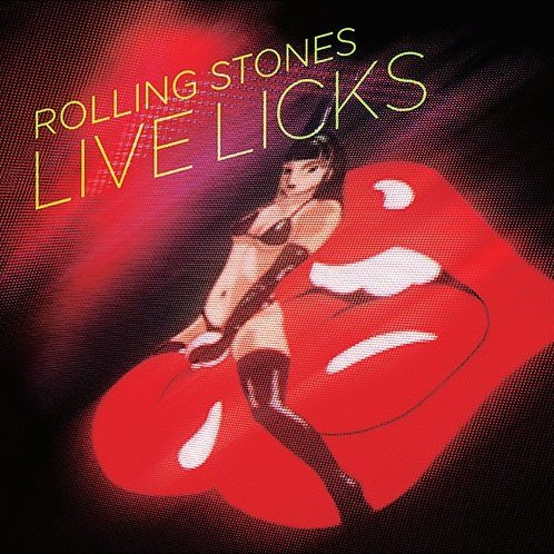 Live Licks [SHM-CD Limited Edition]
