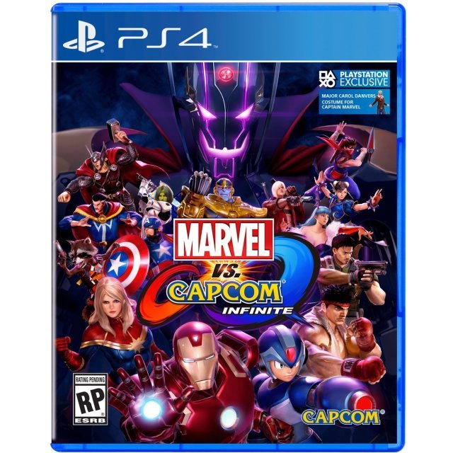 Marvel vs. Capcom: Infinite (Multi-Language)
