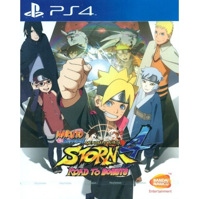 Naruto Shippuden: Ultimate Ninja Storm 4 Road To Boruto (English)
