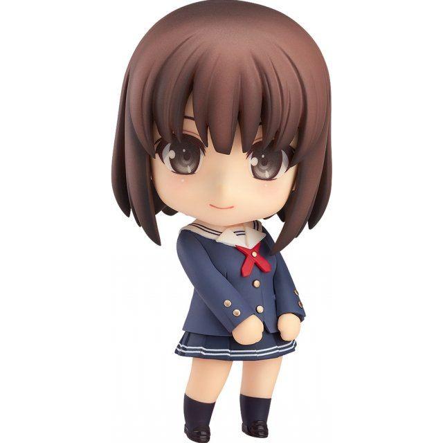 Nendoroid No. 704 Saekano How to Raise a Boring Girlfriend ♭: Megumi Kato (Re-run)