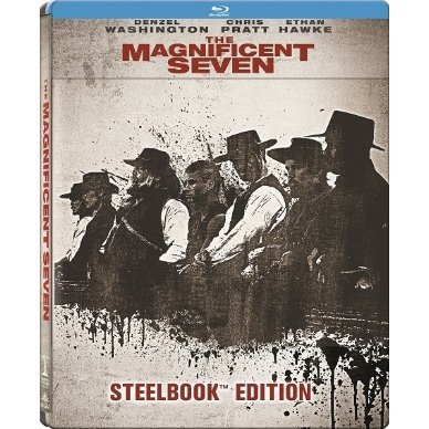The Magnificent Seven (Steelbook)